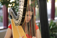 The Northern Harpist- Harp music for Events in Prince George