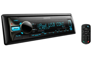Kenwood KDC-358U - car - CD receiver - in-dash unit - Full-DIN