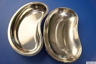 Medi-Inn, Instrumentenschalen Approx. 20 + 8 1/8in Aus 1A Stainless Steel 2 Pcs