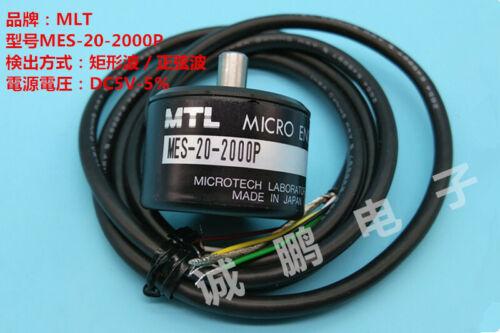 1PC NEW&Original MTL MES-20-2000P Encoder (DHL or EMS) #H490J YD