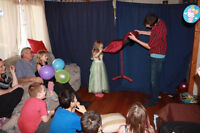 Bring a little a magic to your Birthday Party