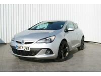 2017 Vauxhall GTC 1.4 LIMITED EDITION S/S 3DR Hatchback Petrol Manual