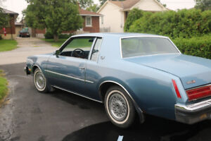 """80"" Buick Regal Coupe"