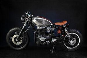 Honda Cm 400t/cb450/cafe racer/bobber/chopper