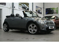 "Mini Cooper S Convertible, 56 Reg, 71k, Grey Metallic, Chilli Pack,17"" Alloys."