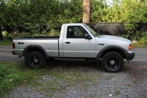 Ford Ranger XL 2002 4.0L 4 Roues Motrices