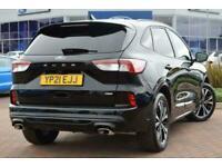 2021 Ford Kuga 2.5 Duratec PHEV ST-Line X Edition 5dr CVT Auto Estate Petrol Aut