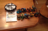Skylander Swap Force (portal, game and figures)