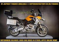 2009 09 BMW R1200GS 1200CC 0% DEPOSIT FINANCE AVAILABLE