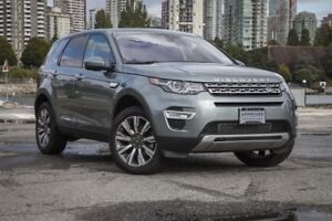 2017 Land Rover Discovery Sport HSE Luxury *Certified Pre-Owned