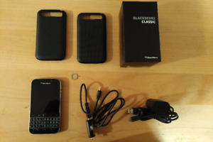 Blackberry Classic for sale-UNLOCKED