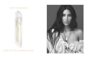 KKW Crystal Gardenia Oud Perfume-Large 75mL with Citrine Crystal