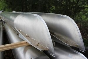 PONTOON BOAT LOGS/TUBES/FLOATS - NEW AND USED London Ontario image 2
