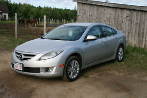 2009 mazda 6 gs so clean like new 2.5 6 speed