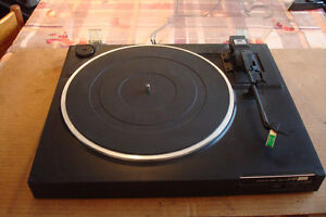 TABLE TOURNANTE SANSUI PD-15 DIRECT DRIVE