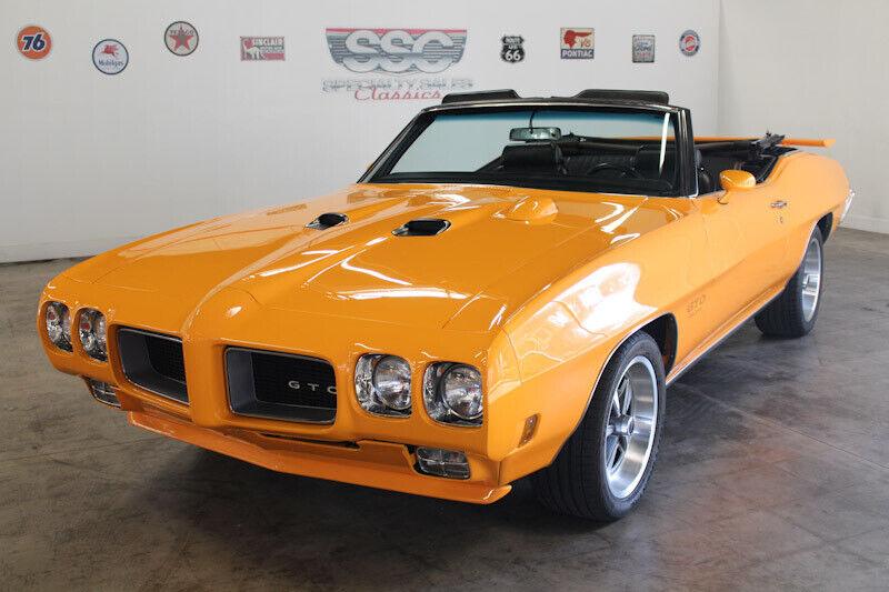Image 12 Voiture Américaine de collection Pontiac GTO 1970