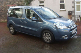 Citroen Berlingo 1.6 Vtr HDi Multispace 2013 ***ONLY 3800 MILES***