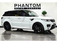 2015 Land Rover Range Rover Sport 3.0 SD V6 HSE 4X4 (s/s) 5dr SUV Diesel Automat