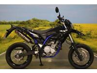 Yamaha WR125X 2014**DIGITAL DISPLAY, SCORPION EXHAUST, SUPERMOTO**
