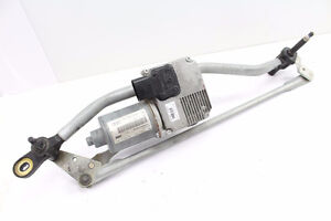 audi a4 b8 WINDSHIELD WIPER MOTOR withTRANSMISSION