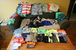 Lot of Boys Clothes - 24 months