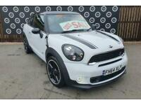2015 MINI Paceman COOPER S ALL4 Coupe Petrol Manual