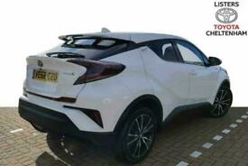 2019 Toyota C-HR HATCHBACK 1.8 Hybrid Excel 5dr CVT (Leather) Auto SUV Petrol/El