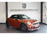 2013 63 MINI COUPE 1.6 JOHN COOPER WORKS 2DR 208 BHP