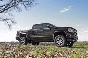 """Rough Country 5"""",6"""",7.5"""" Lift kits for Chevrolet & GMC 07-17 London Ontario image 3"""