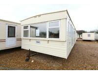 Static Caravan Mobile Home Cosalt Torino 35x12ft 3 Beds SC6961