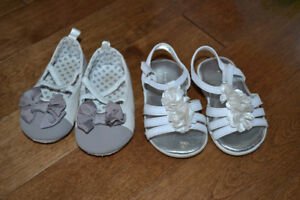 chaussures 6-12 mois