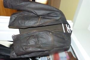 DANIER Brandnew leather jacket for sale