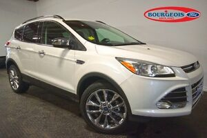 2015 Ford Escape SE 1.6L I4 Navigation, Heated Seats