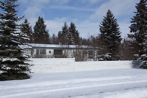 Sundre Corner Lot with Renovated Mobile  MLS: CA0100199