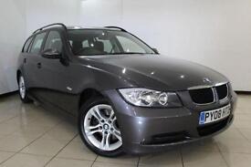 2008 08 BMW 3 SERIES 2.0 320D SE TOURING 5DR 175 BHP DIESEL