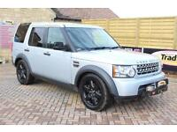 2010 LAND ROVER DISCOVERY 4 SDV6 COMMERCIAL PANEL VAN DIESEL