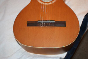 Ami Folk / Nylon Parlour Guitar Package, w/ Case & Book Kitchener / Waterloo Kitchener Area image 4