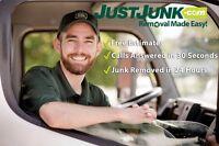 Junk Removal in Kitchener/Waterloo