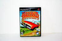 PS2 Game - The Dukes Of Hazzard - Return Of The General Lee