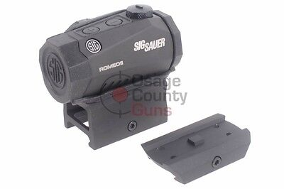 Sor52001  Sig Sauer Romeo 5 Compact Red Dot Romeo5 Sight For Picatinny Motac