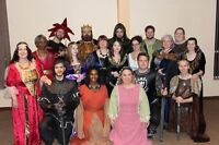 Hear Ye! Hear Ye! Come to the King's Medieval Feast! March 10-11