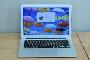 """MacBook Air 13"""" Early 2015 – 256 SSD – Excellent shape"""