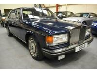 Rolls-Royce Silver Spur II, incredible 6000 miles only