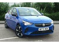 2020 Vauxhall Corsa 100kW SE Nav 50kWh 5dr Auto [11kWCh] Hatchback Automatic Hat