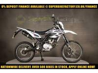 2014 14 YAMAHA WR125 R 125CC 0% DEPOSIT FINANCE AVAILABLE