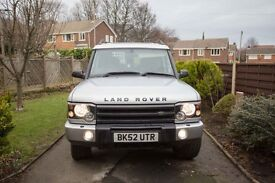 Land Rover Discovery 2. 4L V8 LPG Top Hat Sleeve conversion