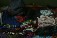 Lot of Boys Clothing-size 4t