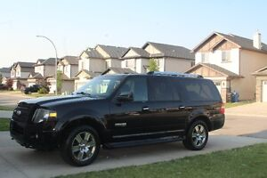 2008 Ford Expedition EL Limited SUV, Crossover