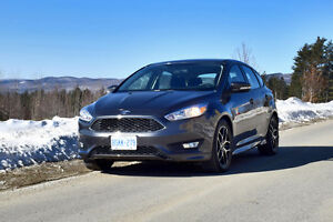 2015 Ford Focus SE Hatchback for sale