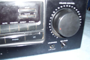 KENWOOD AM & FM STEREO RECIEVER MODEL # KR-A4060 WITH VIDEO 1&2 Stratford Kitchener Area image 3